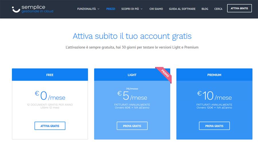 Differenza tra la versione free light e premium di for Semplice software di progettazione di mobili